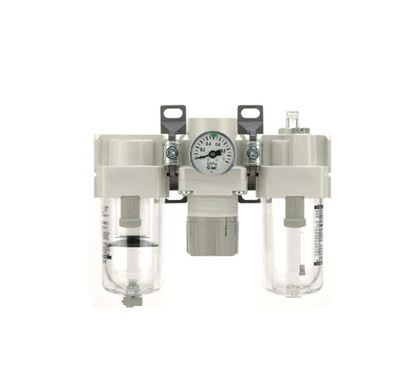 SMC Pneumatic FRL Combination L Unit